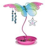 Three Cheers For Girls! Butterly Jewelry Holder - Walmart.com
