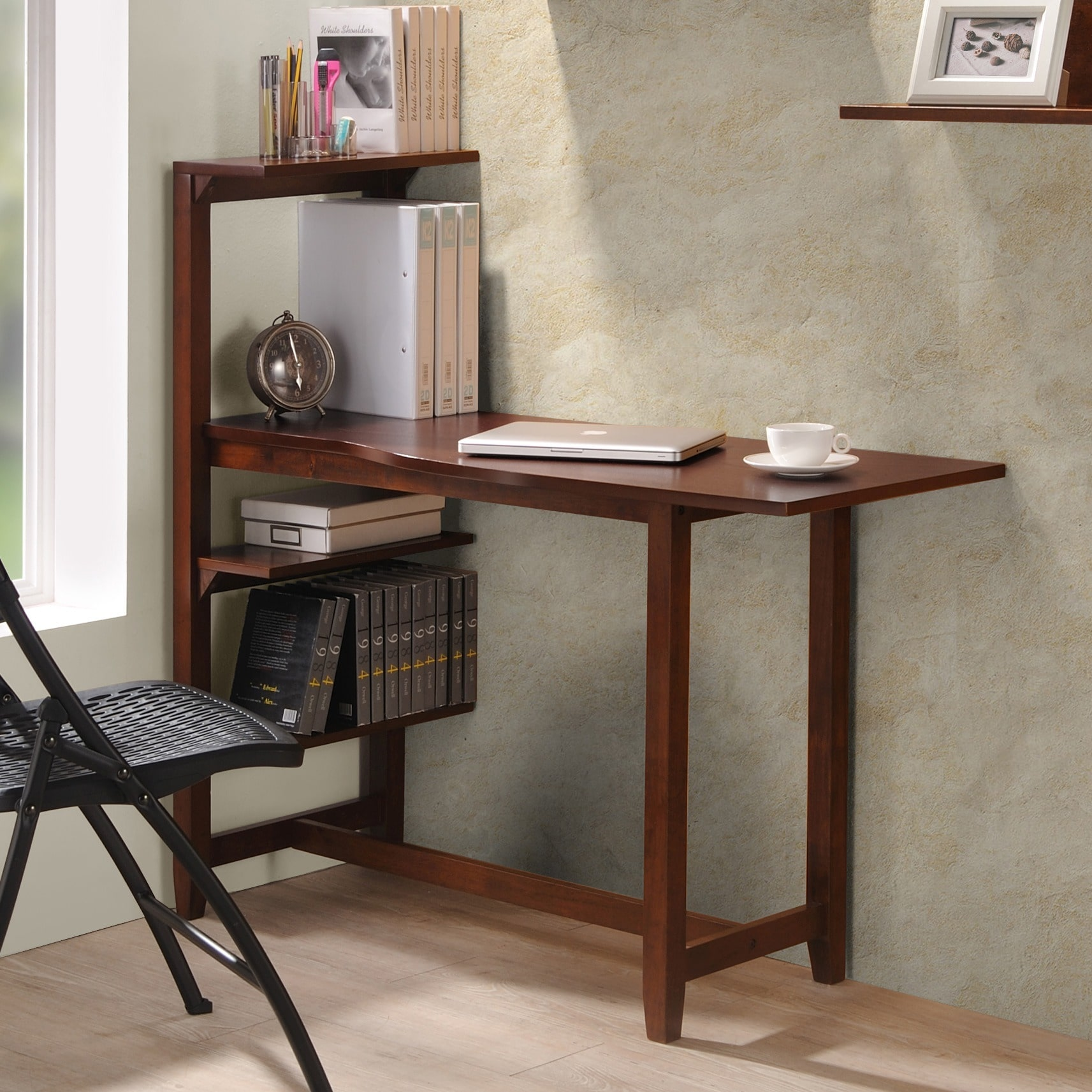 Home Office Hamburg International Caravan Hamburg Contemporary 4 Tier Shelving