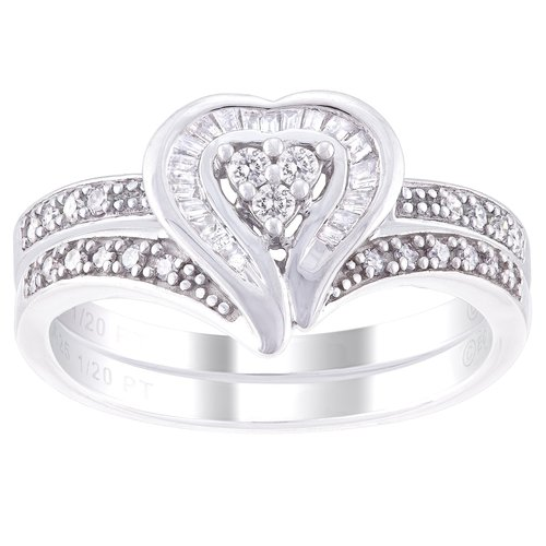 Always and Forever Platinaire 1/4 Carat. T.W. Diamond