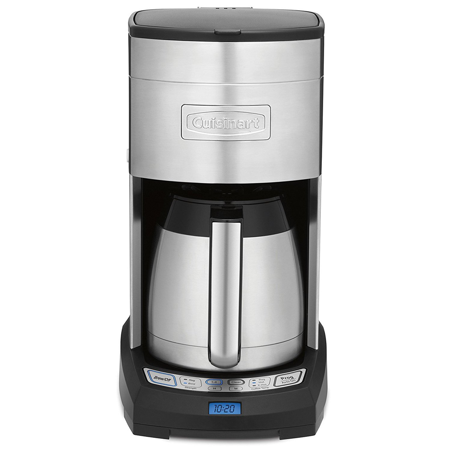 Amazon Cuisinart Stock Pot Cuisinart Elite 10 Cup Thermal Stainless Coffee Maker