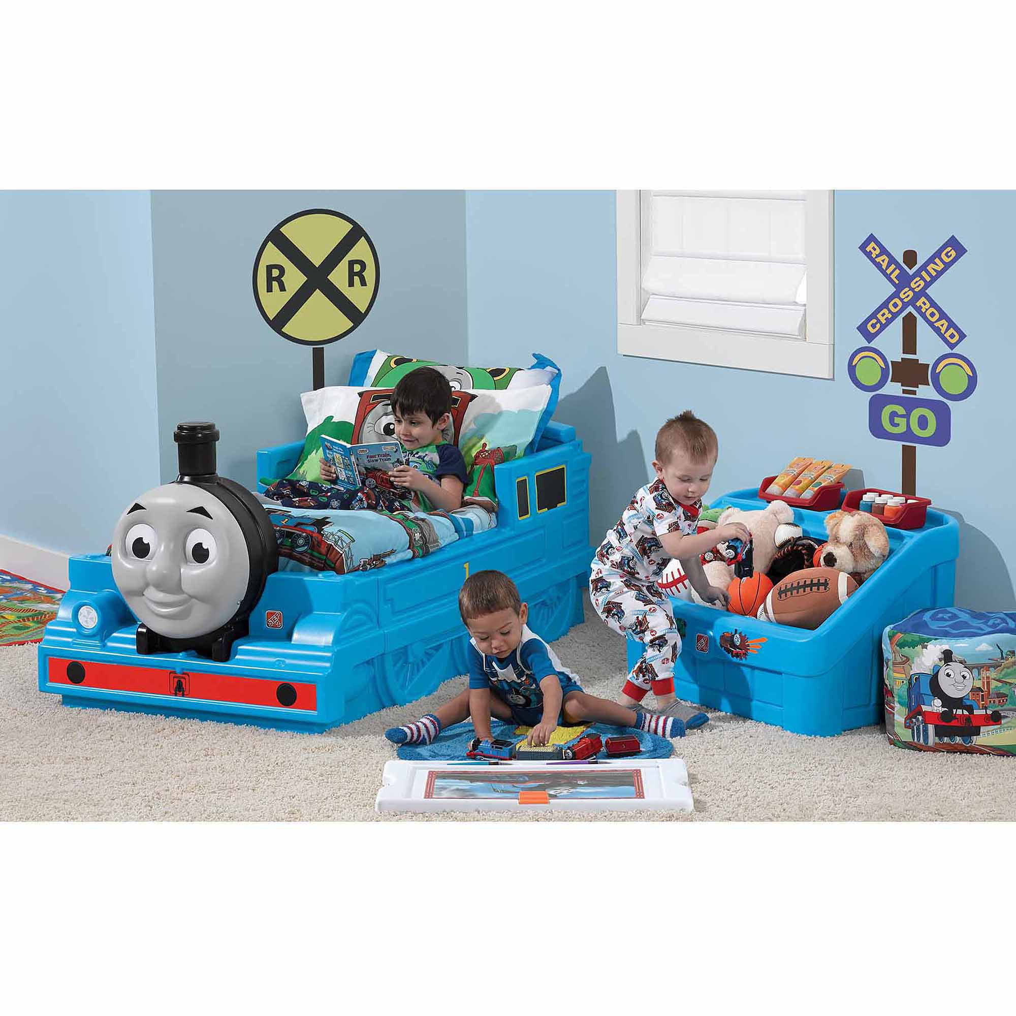 Arte De Mexico Beds Thomas Train Bed Tent And Thomas The Tank Engine Kids