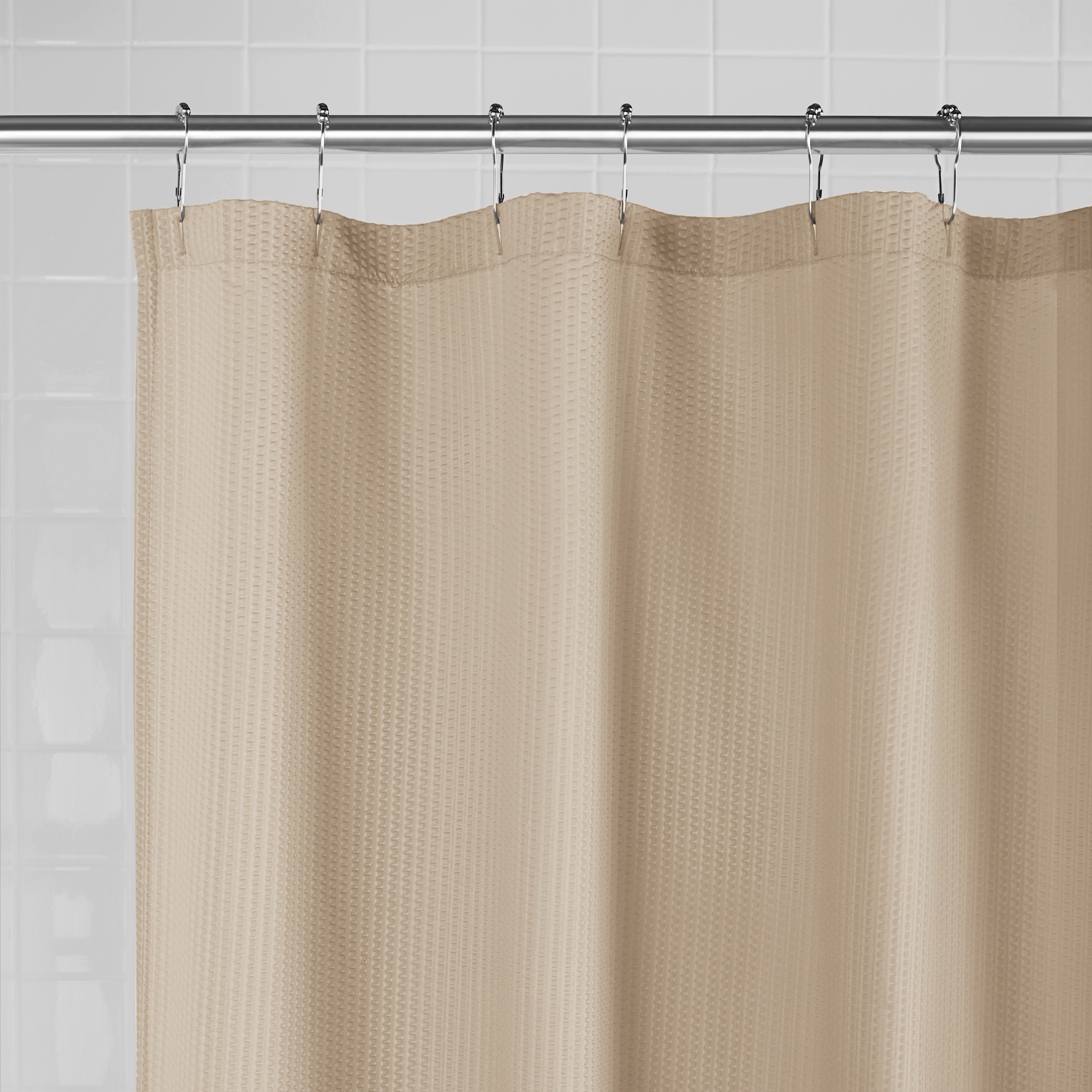 Rv Shower Curtain 47 X 64 Mainstays Embossed Fabric Shower Liner 1 Each