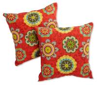 Patio Throw Pillow - Set of 2 (Farrington Terrace ...