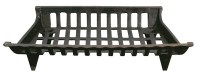 Ace Black Cast Iron Fireplace Grate Indoor - Walmart.com