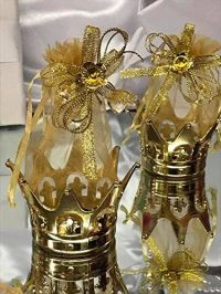 Crown Tiara Fillable Favors Birthday Sweet 16 Princess ...