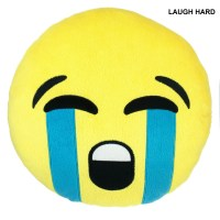 Emoji Laugh Hard Pillow - Walmart.com
