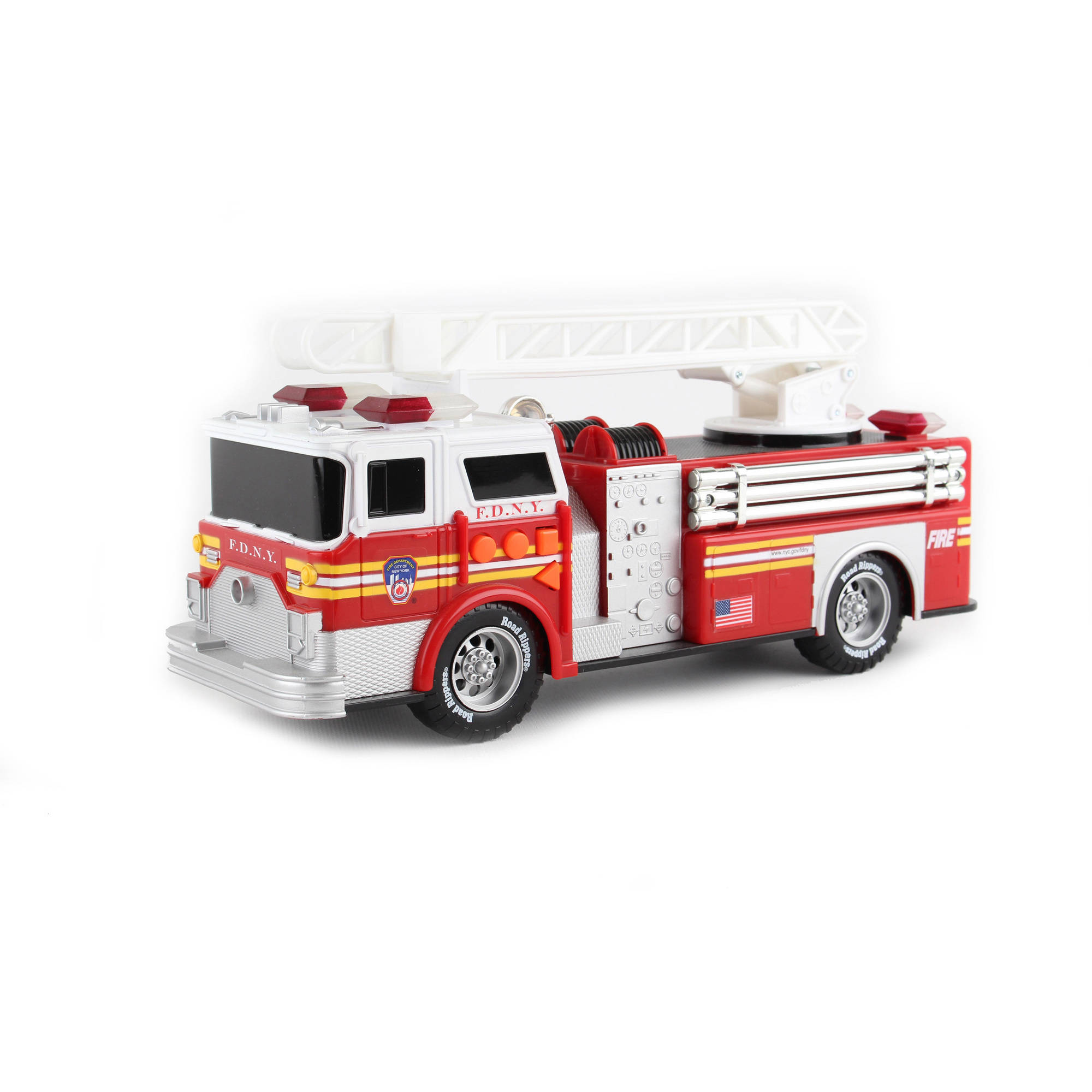 Daron Fire Department City Of New York Motorized Fire