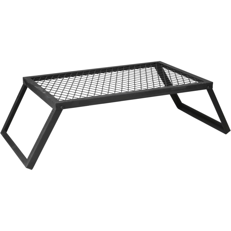 Grill Camping Ozark Trail Outdoor Equipment Heavy Duty Camp Grill