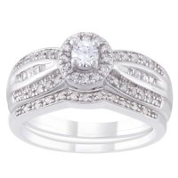 Always and Forever Platinaire 3/8 Carat T.W. Diamond ...