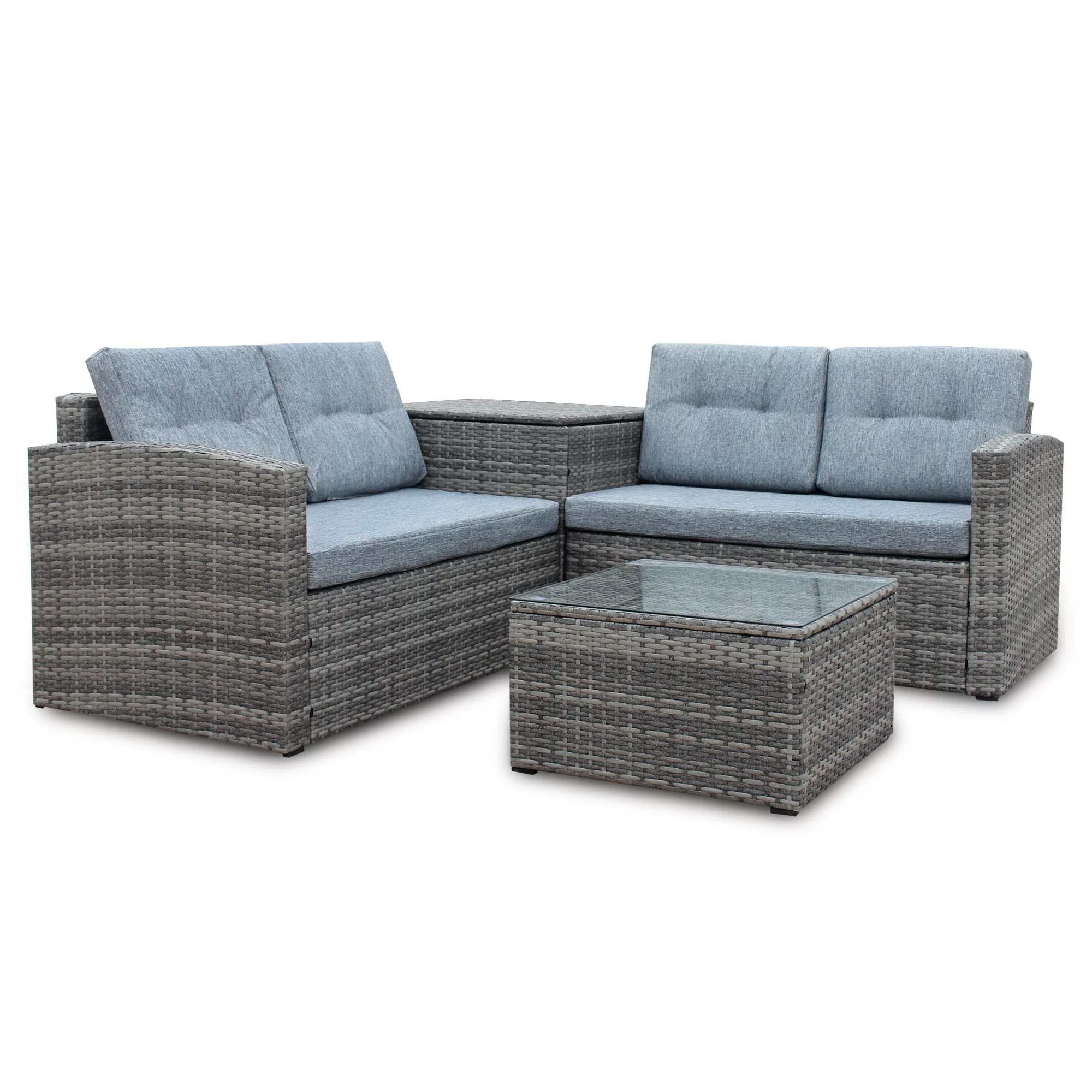 Clearance Outdoor Patio Furniture Sets Segmart 4 Pieces - Garden Furniture Clearance Plymouth