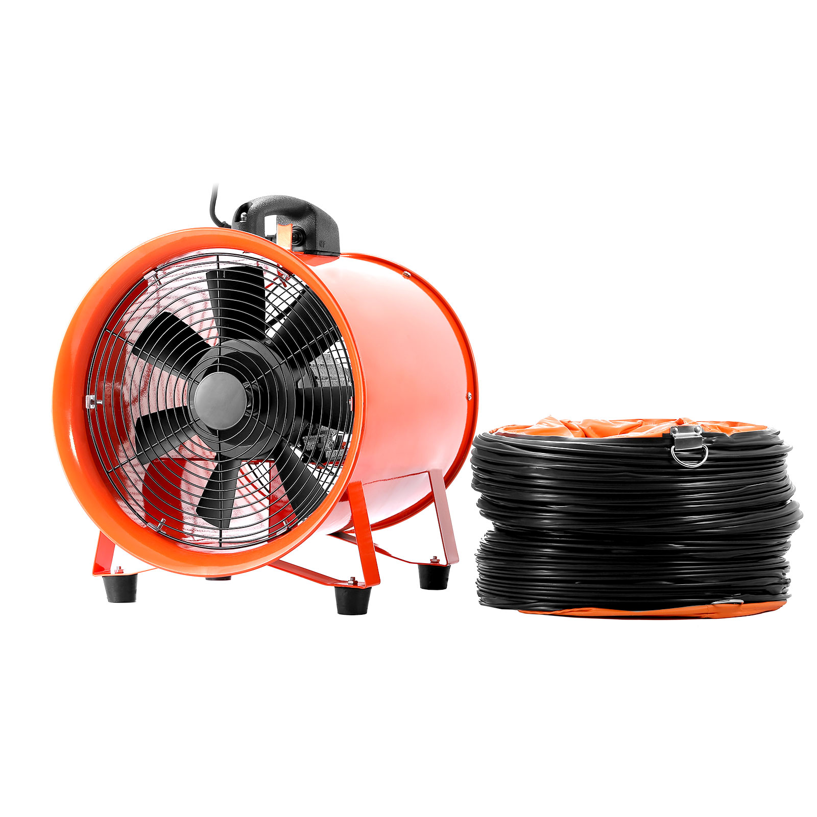 Portable Extractor Fan Bestequip Utility Blower 12 Inch 7hp 2295 Cfm 3300 Rpm Portable Ventilator High Velocity Utility Blower Fan New Style Stand Ventilator Fume