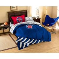 Mlb Applique Bedding Comforter Set With