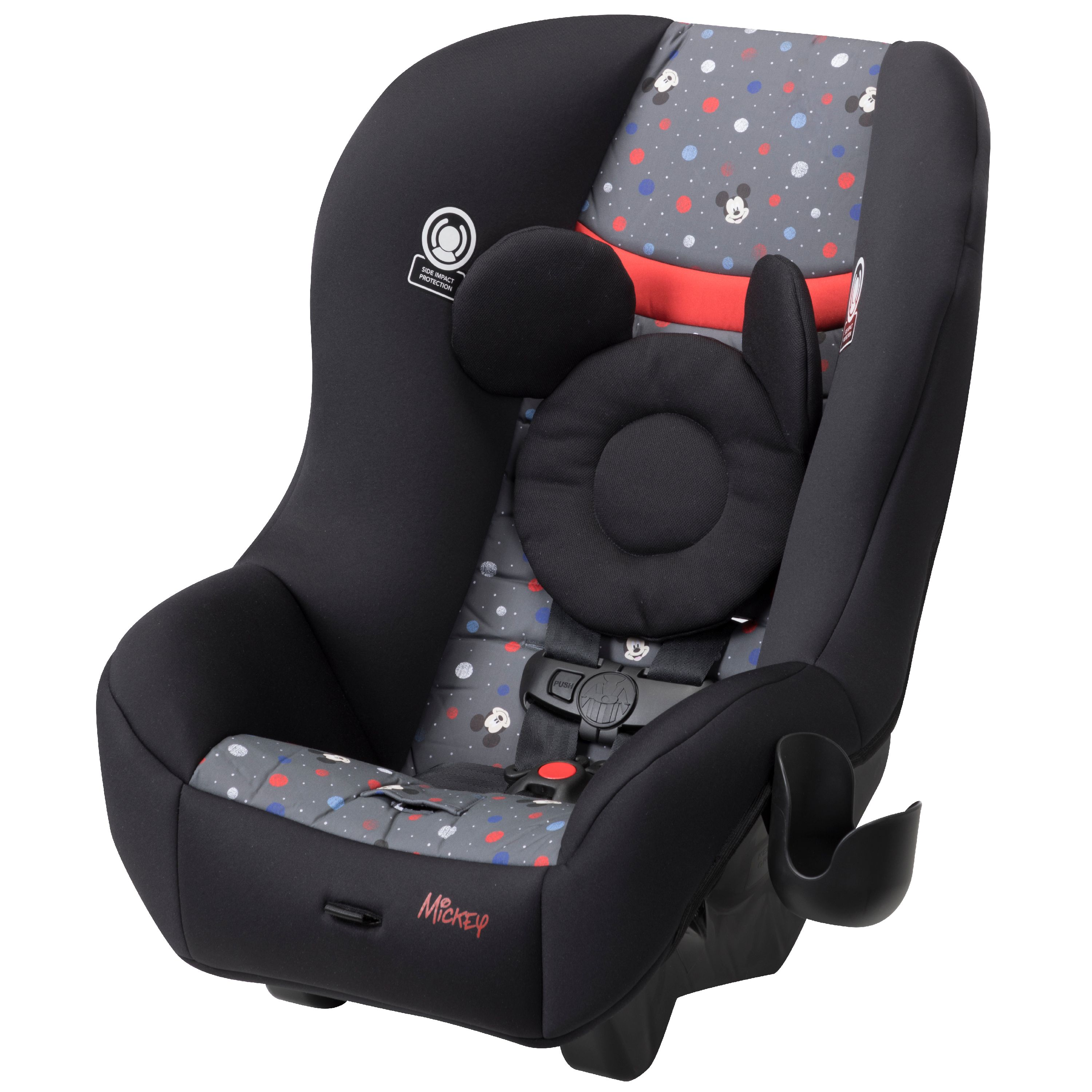 Baby Car Seat Blanket Free Pattern Disney Baby Scenera Next Luxe Convertible Car Seat Mickey Indigo Dreams Walmart