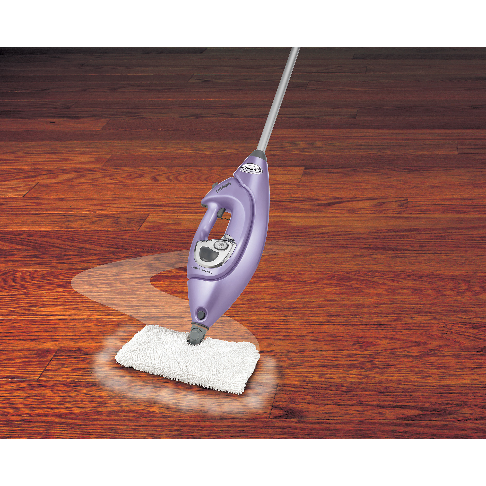 Can The Shark Steam Pocket Mop Be Used On Laminate