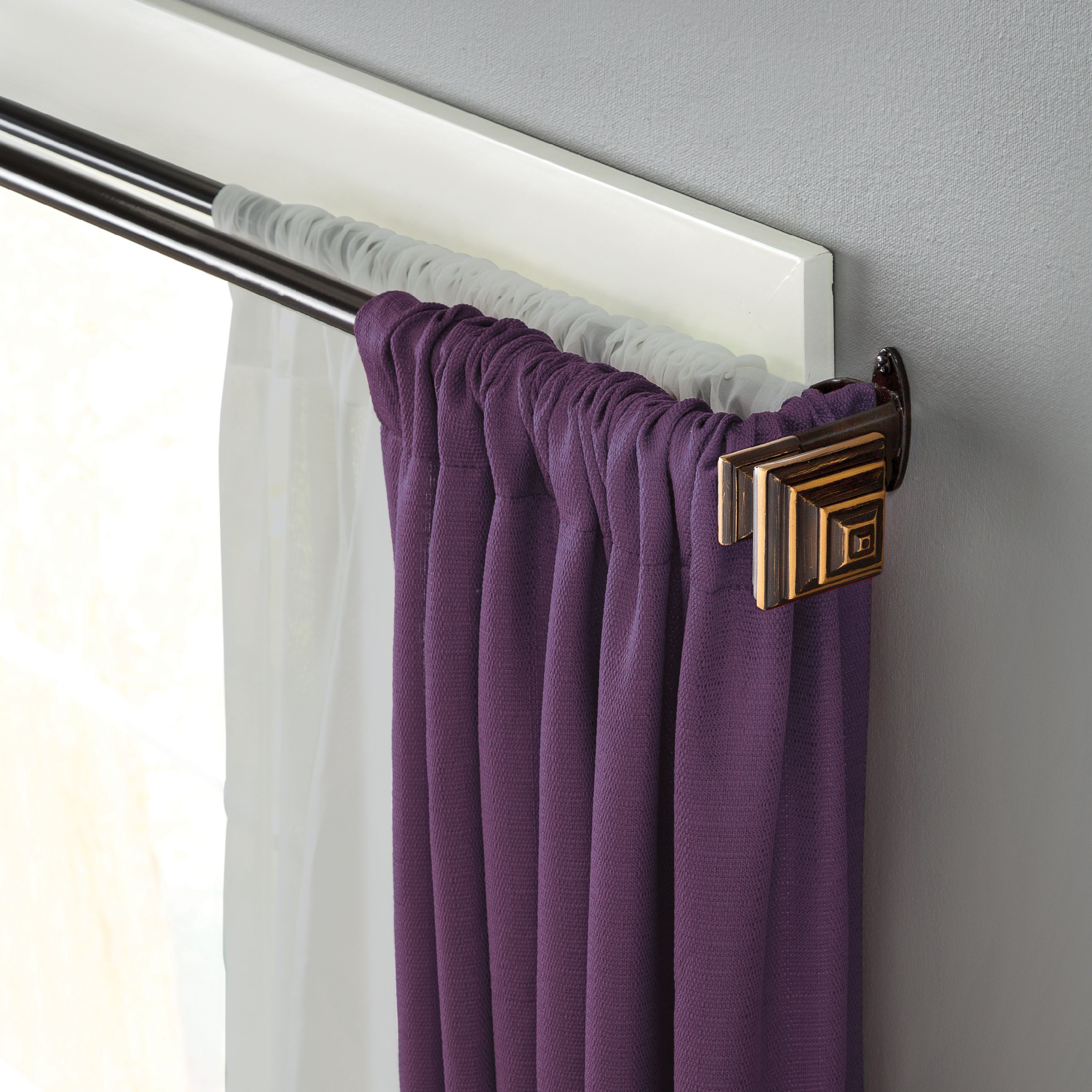 Curtain For Double Window Eclipse Stacey 3 4