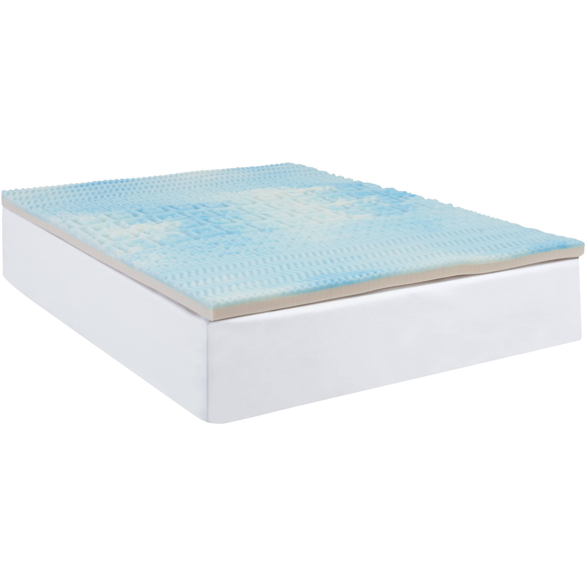 Buy Mattress Topper Beautyrest Five Zone Fusion Foam Mattress Topper Multiple