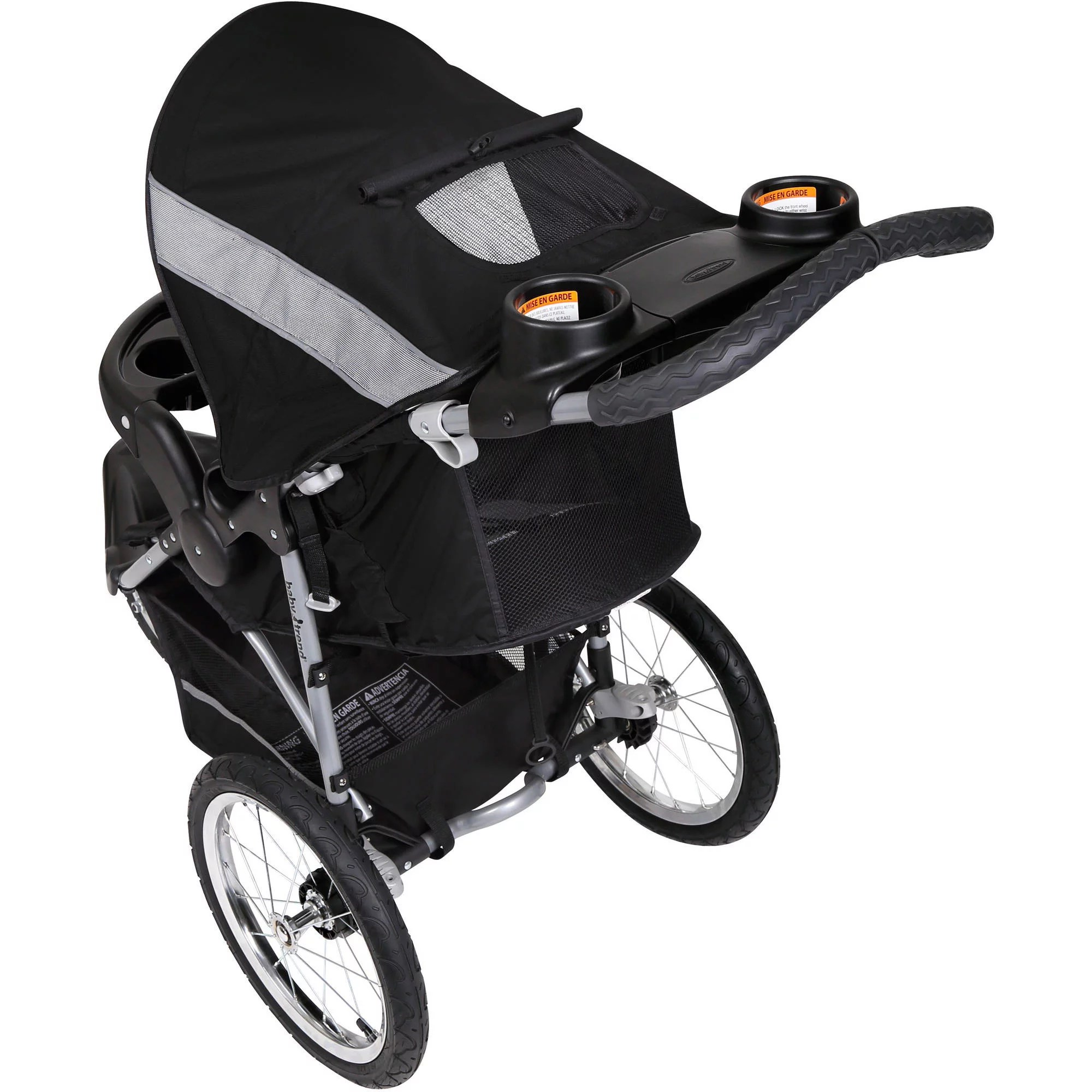 Car Seat Stroller Travel System Reviews Baby Trend Expedition Jogger Travel System Black Walmart