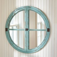 Park Designs Round Window Sea Wall Mirror - Walmart.com