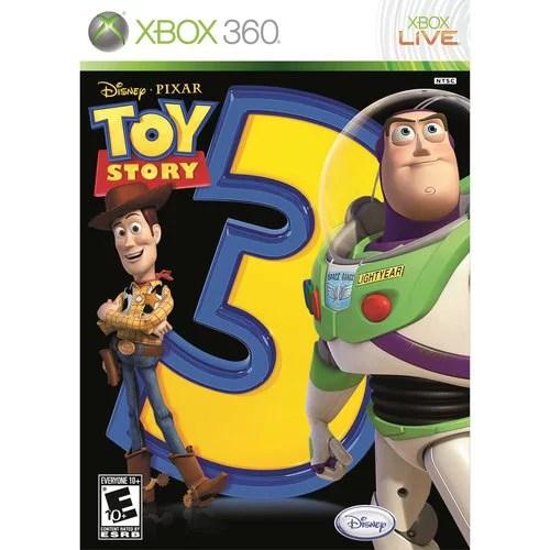 Toy Story 3 Xbox 360 Walmart