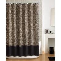 Hometrends Cheetah Shower Curtain - Walmart.com