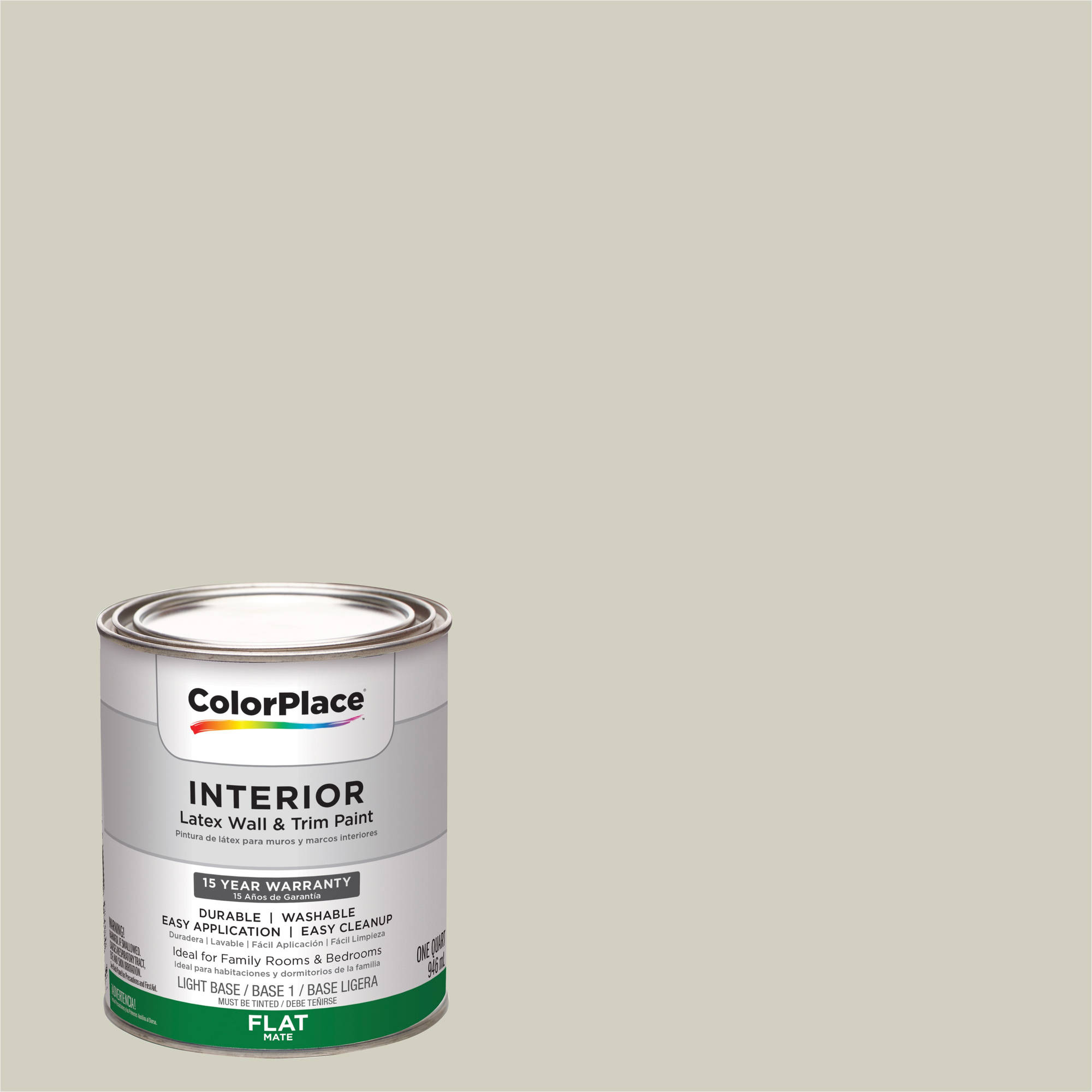 White Sage Paint Colorplace Interior Paint White Sage Walmart