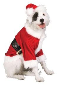 Santa Claus Dog Costume - XL - Walmart.com