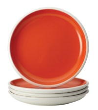 Rachael Ray Dinnerware Rise 4-Piece Stoneware Salad Plate ...