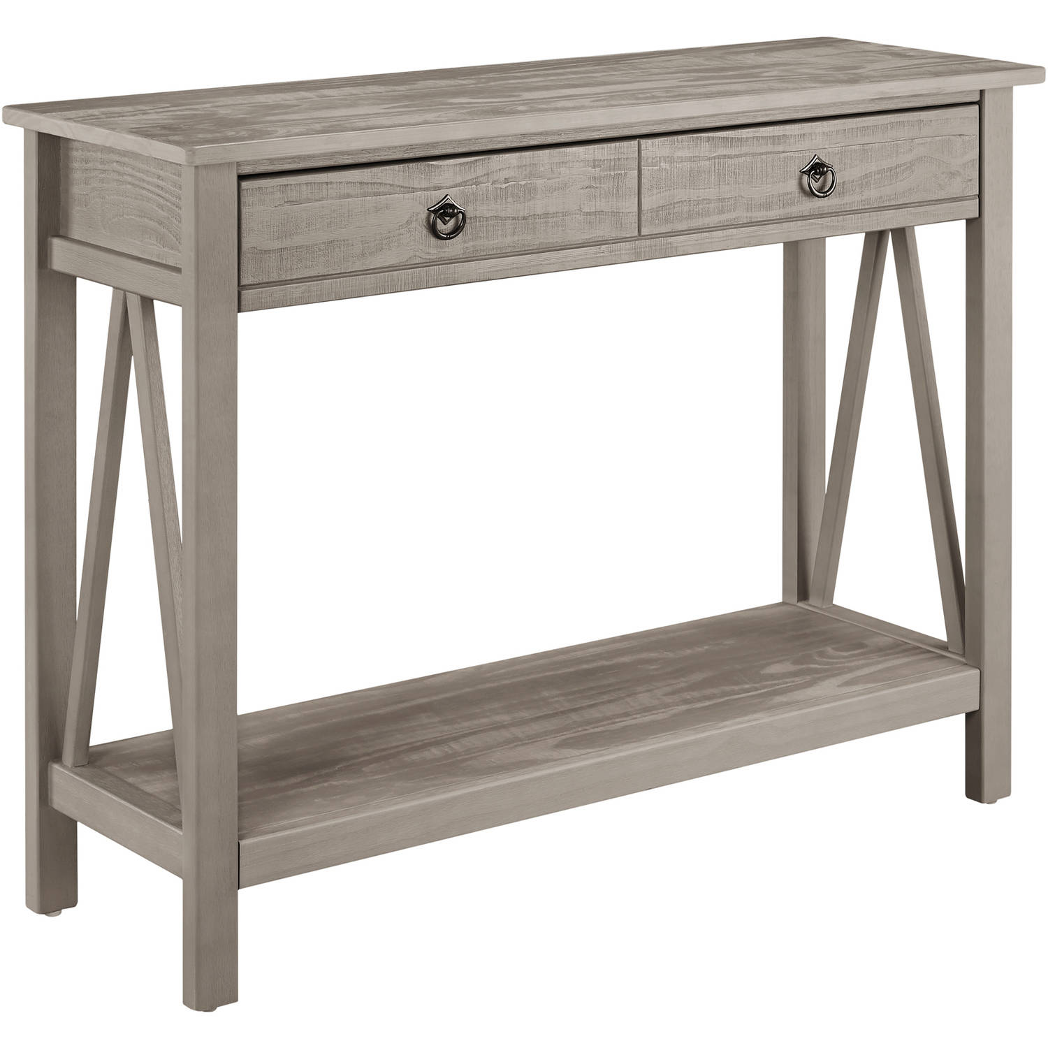 Console De Table Linon Titian Console Table 31 Inches Tall Multiple Colors