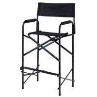 E-Z UP Tall Directors Chair - Walmart.com