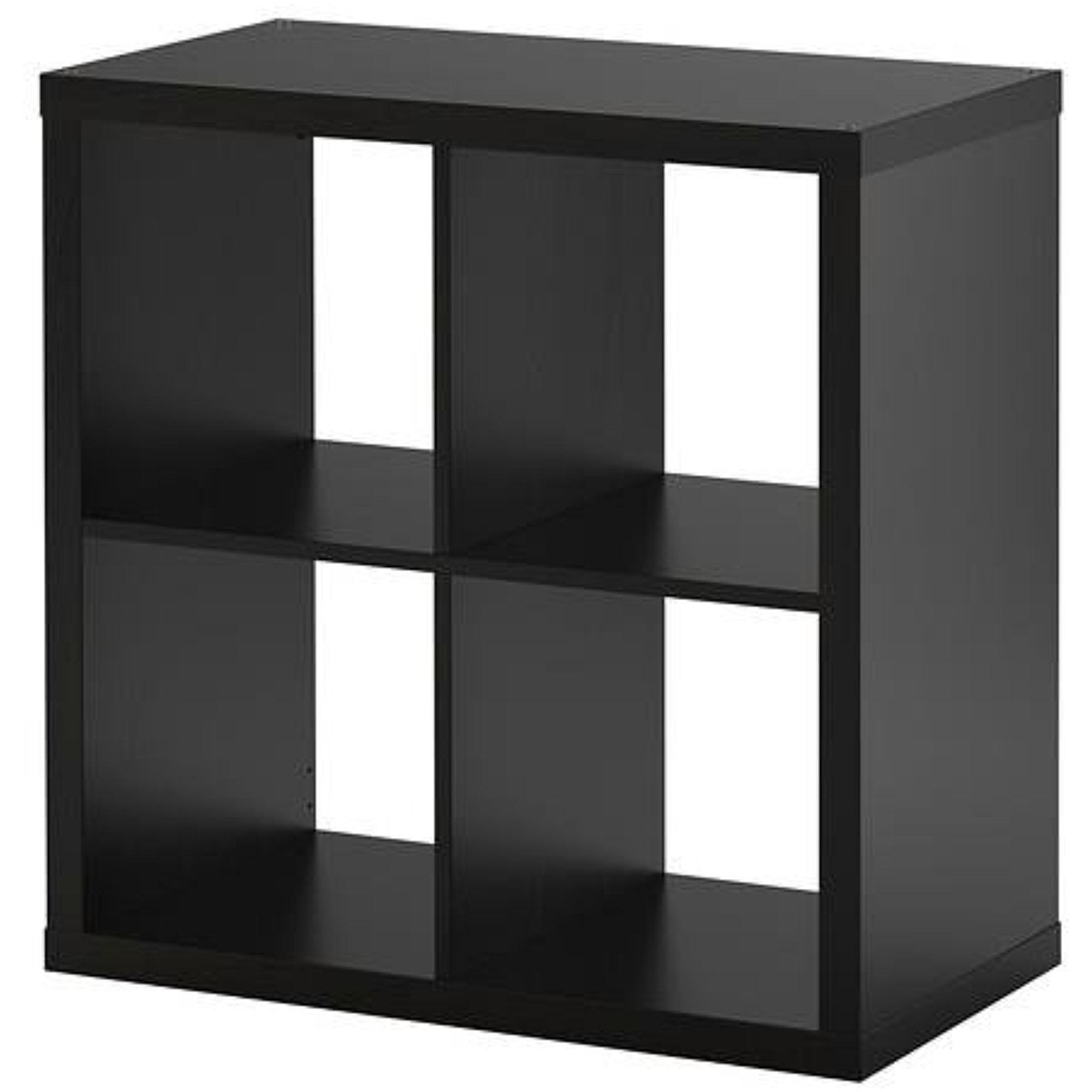 Ikea Kallax Ikea Kallax 4 Shelving Unit Black Brown 26210 231726 46