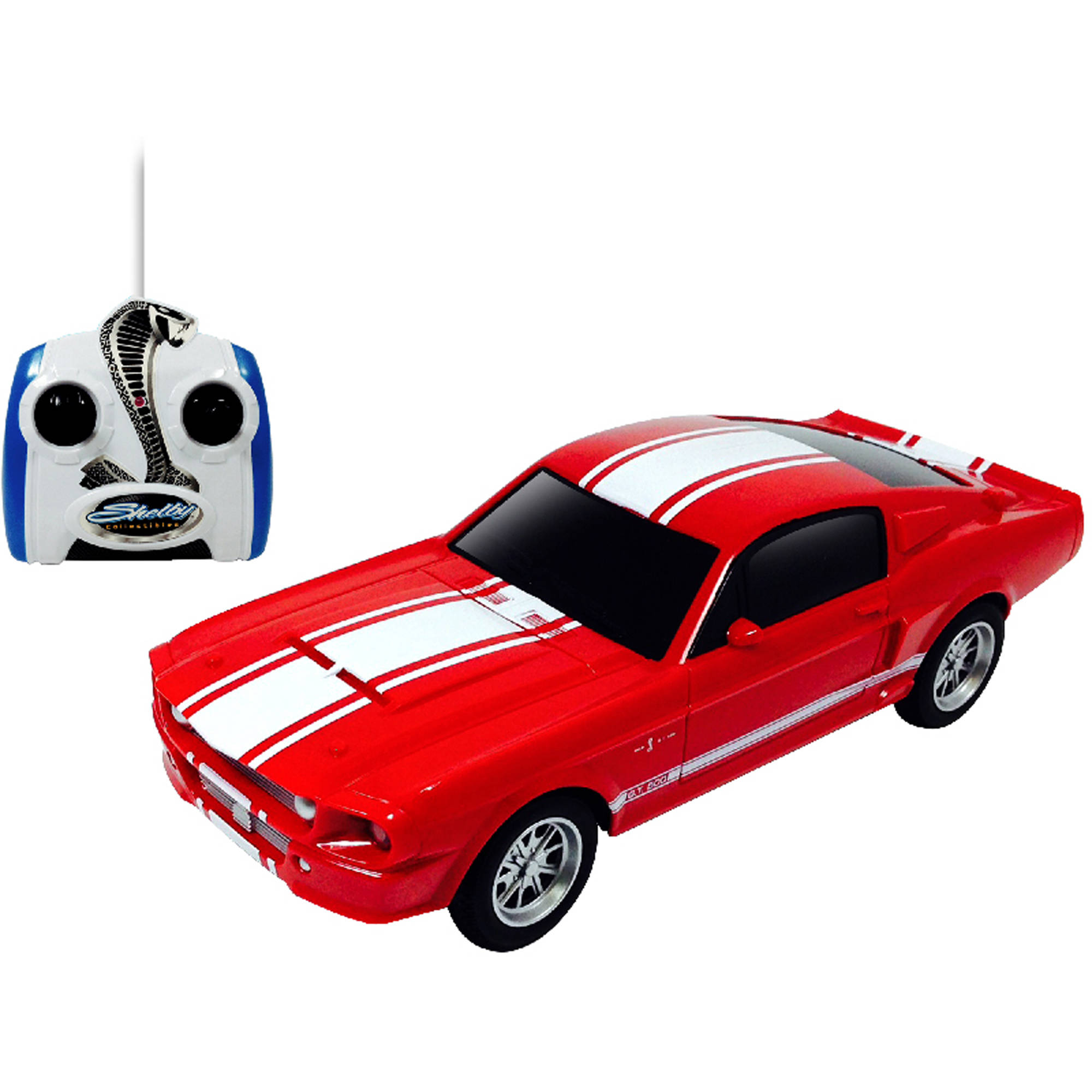 Jam N Products Mustang Shelby Gt500 Remote Control Vehicle