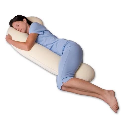 Snoozer Body Pillow DreamWeaver 500 Thread Count Ergonomic