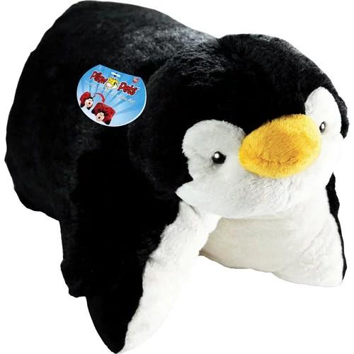 As Seen On Tv Pillow Pet Pee Wee Playful Penguin