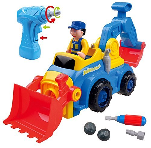Take Apart Toys For Boys Girls Tg652 Bump N Go