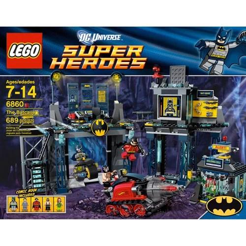 Lego Super Heroes The Batcave Walmart