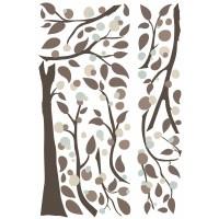 Mod Tree Peel and Stick Giant Wall Decals - Walmart.com
