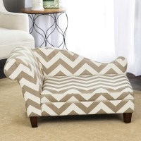 HomePop Decorative Pet Bed Chaise Lounger - Walmart.com