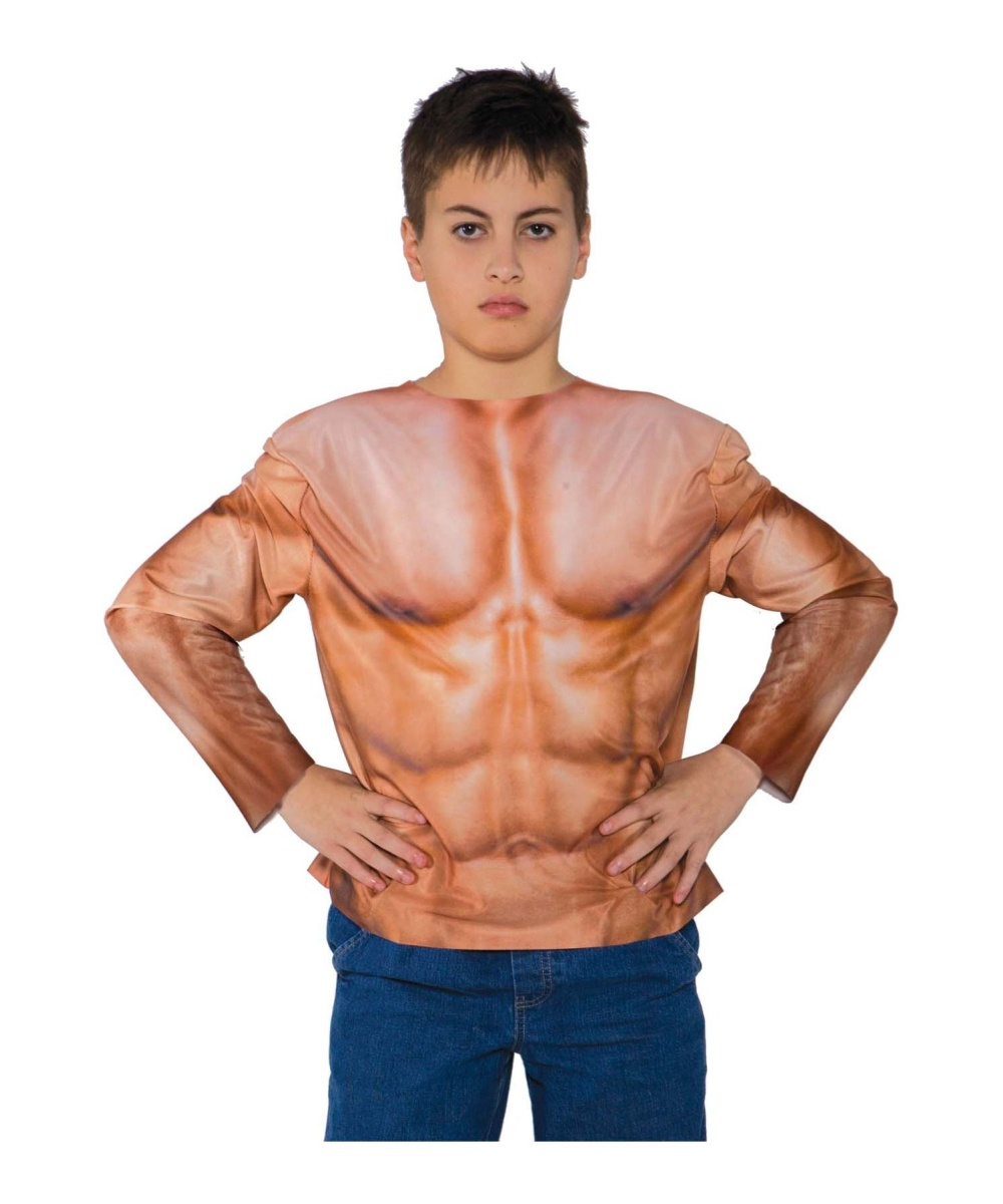 Muscle Shirt Muscle Shirt For Boys