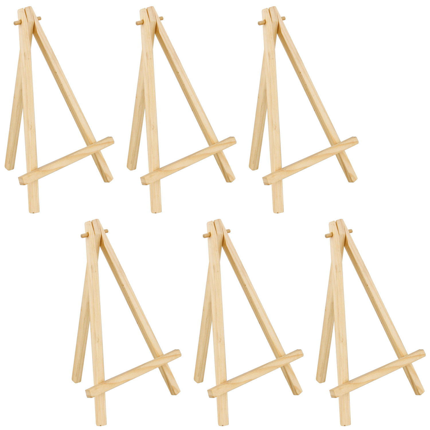 Easels 6 Pack Of Us Art Supply 8