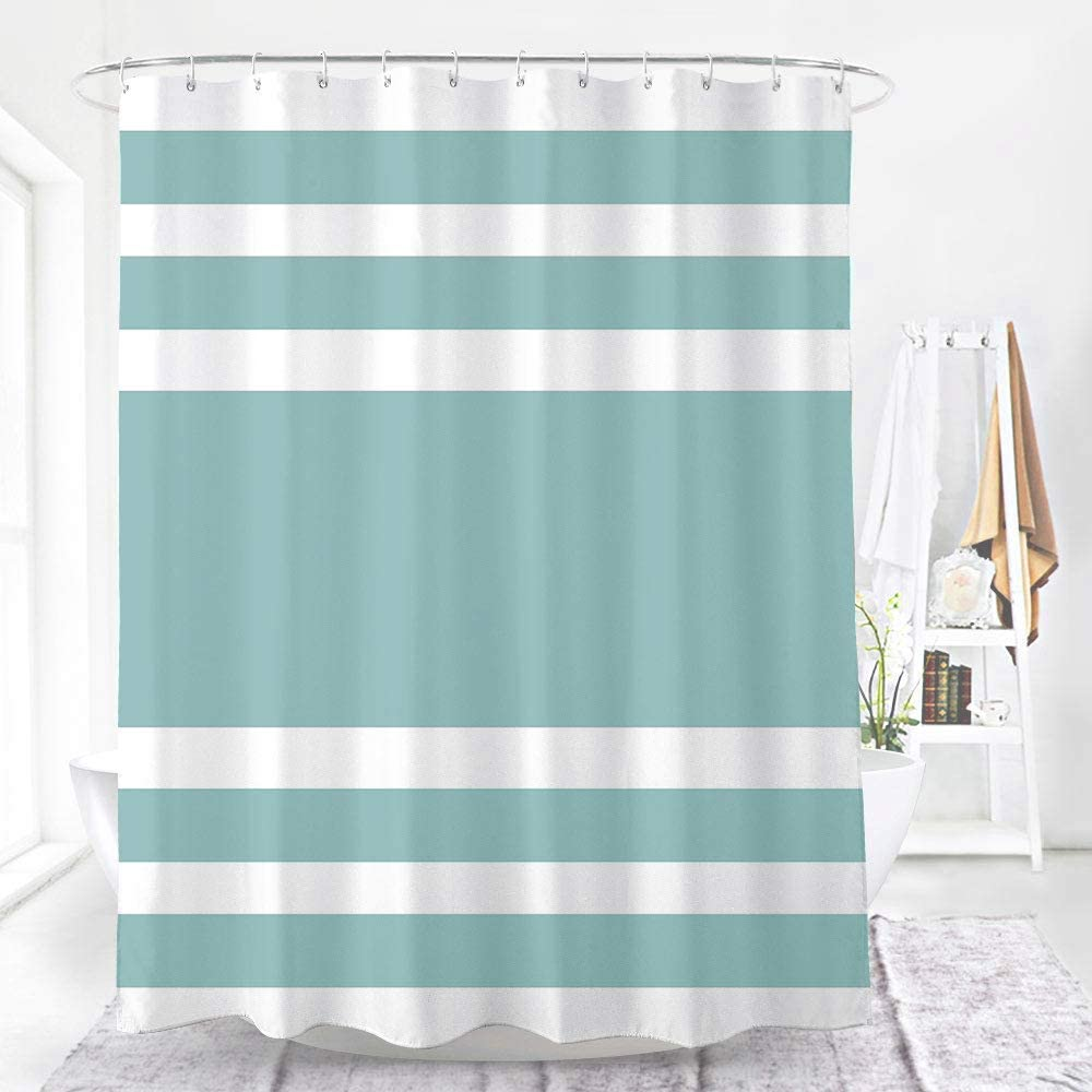 Fabric Shower Curtain 72x72 Inch Heavy Weighted Flowers Shower Curtain Liner Waterproof Polyester Stall Curtains With 12 Hooks For Bathroom Showers Bathtubs Walmart Canada
