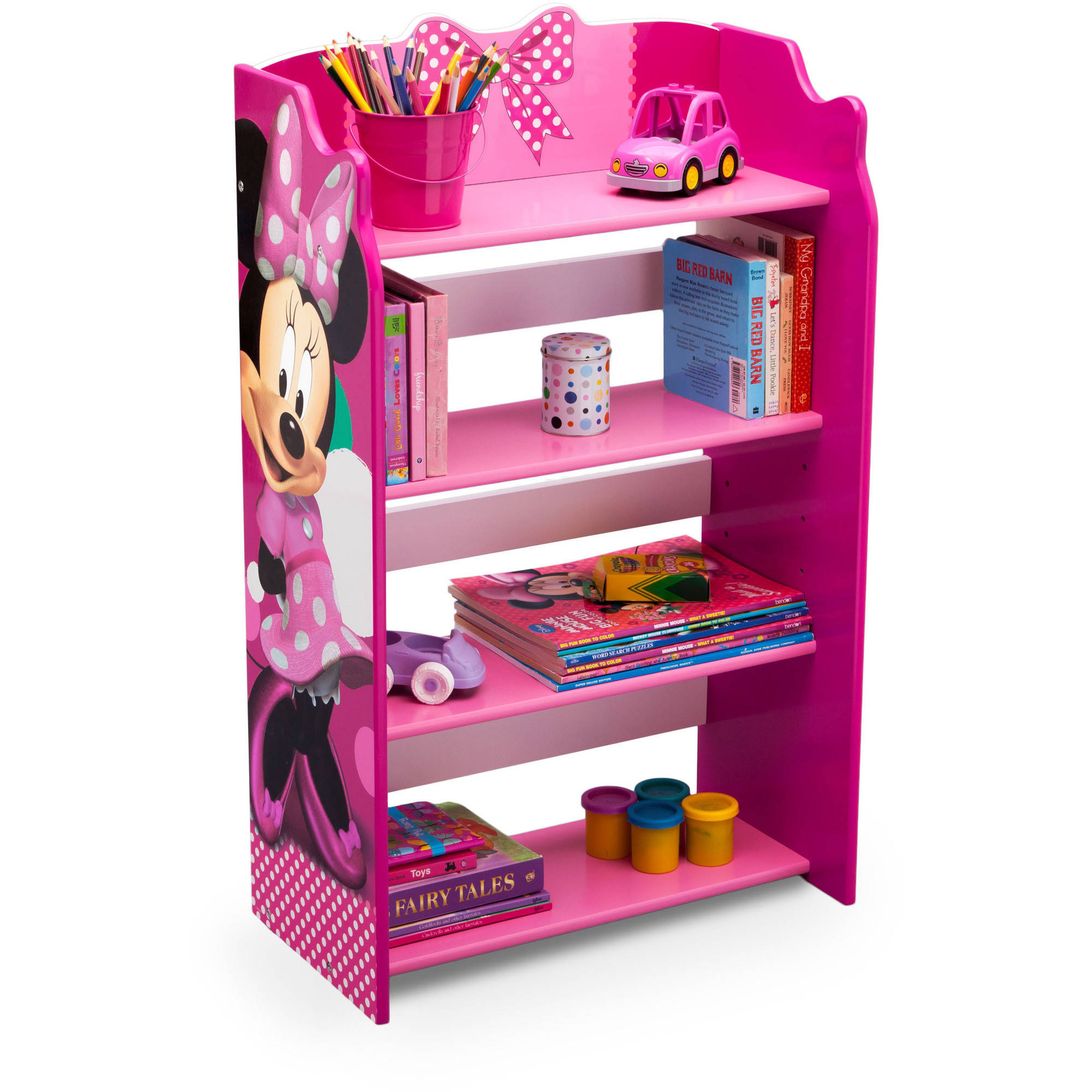 Bookshelf For Kids Room Kids 39 Bookcases Walmart