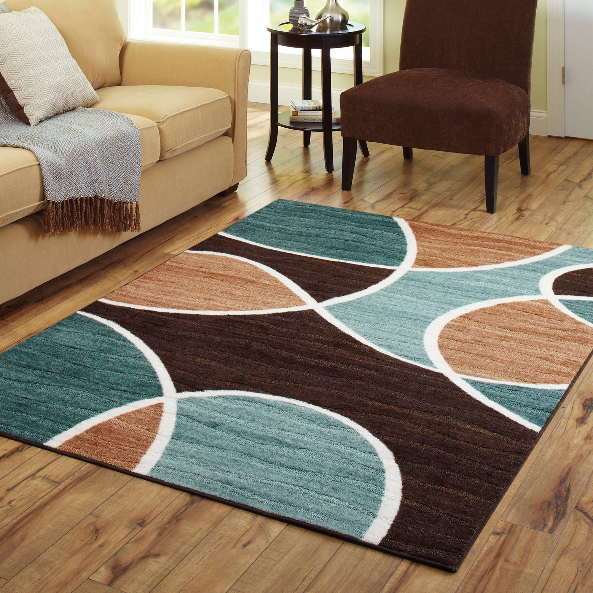 Better Homes And Gardens Geo Wave Textured Print Nylon