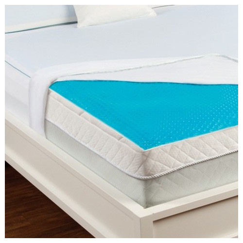 Luxury Home Hydraluxe 13939 Mattress Pad Walmartcom