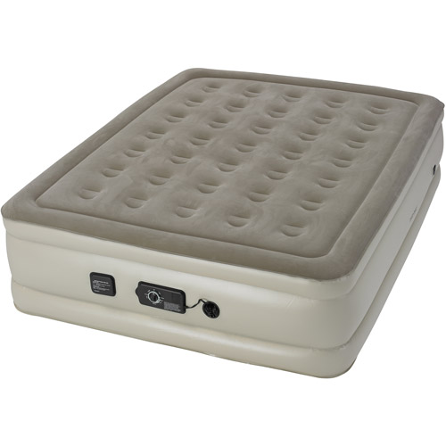 Insta Bed 19quot Raised Air Mattress With Neverflat Ac Pump