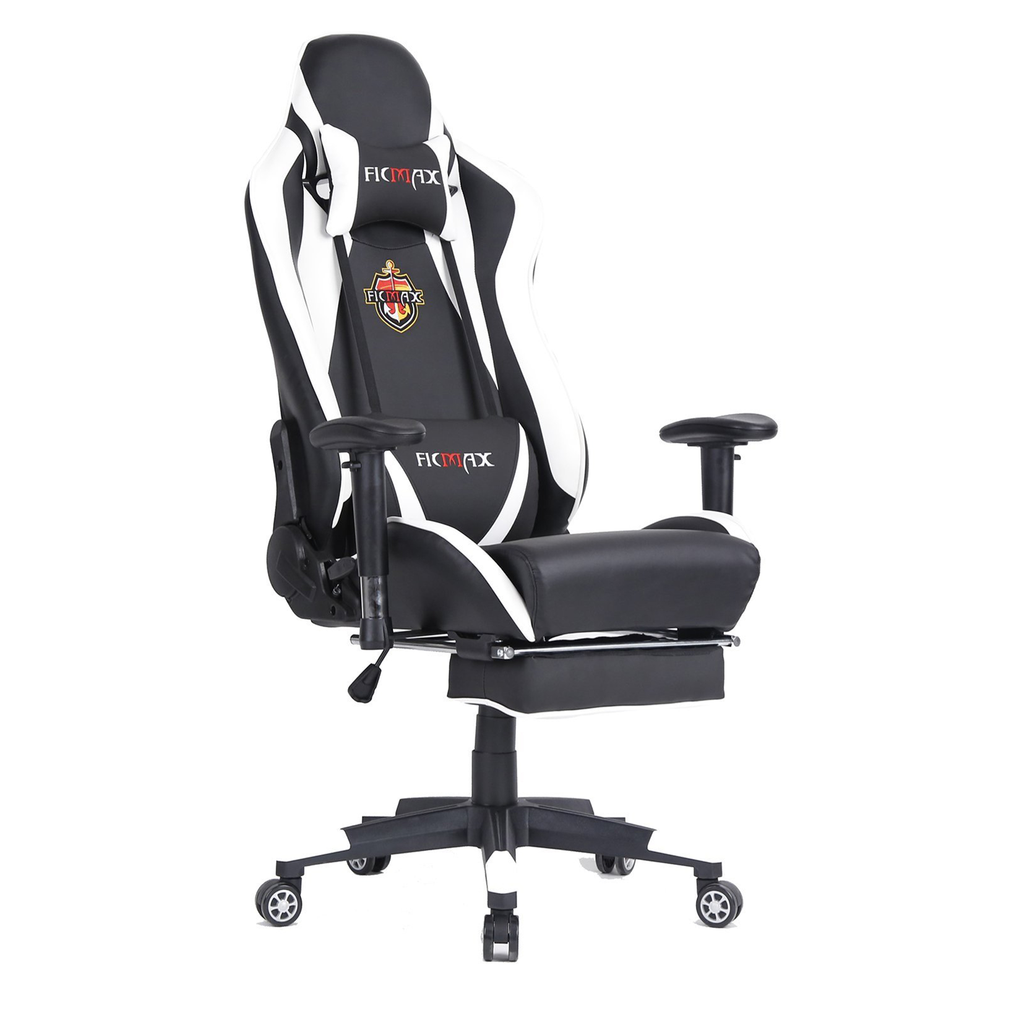 Computer Chair Ergonomically Correct Ficmax Ergonomic Executive Gaming Computer Chair High Back With Massage Lumbar Support