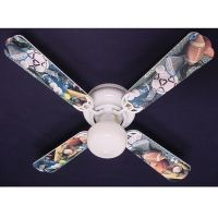 Soccer Football Sports Themed 42in Ceiling Fan Light Kit ...
