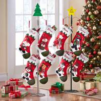 Personalized Metal Christmas Stocking Holder - Walmart.com