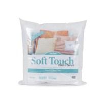 """Soft Touch Pillow Insert 18"""" x 18"""" - Walmart.com"""