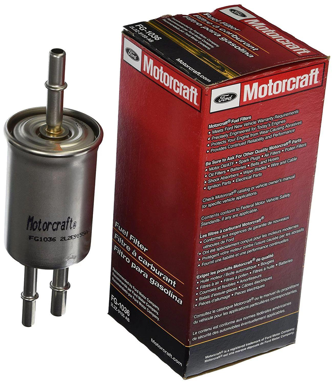 1977 mercury cougar fuel filter
