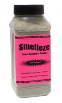 Smelleze Carpet Deodorizer Powder Odor Eliminator ...